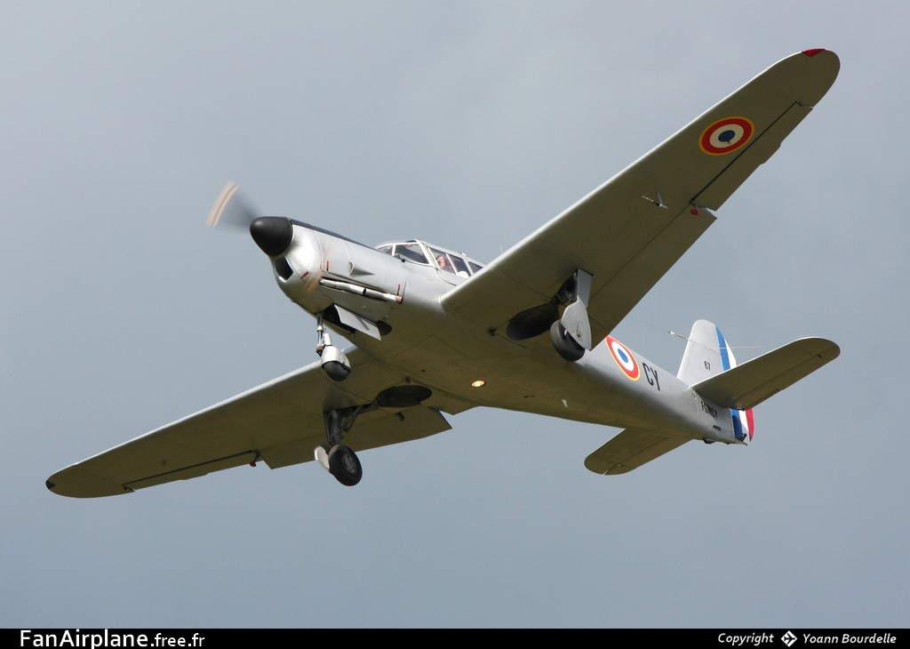 Nord 1101 - F-GMCY