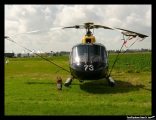Eurocopter AS-350BB Squirrel HT1 ZJ273 / 73