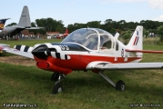 Scottish Aviation Bulldog T1 - G-CBJJ