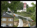 Hawker Hunter F4 ID123 / 7-PJ