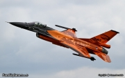 Fokker F-16AM Fighting Falcon J-015