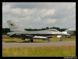 General Dynamics F-16A/ADF Fighting Falcon (401) MM7245 / 5