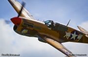 Curtiss P-40F Warhawk G-CGZP