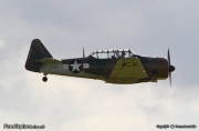 North American T-6G Texan F-AZAU