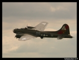 Boeing B-17G Flying Fortress (299P) F-AZDX
