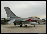 SABCA F-16B Fighting Falcon ET-197