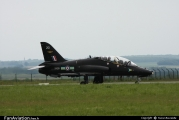 Hawker Siddeley Hawk T1A (HS-1182) XX201