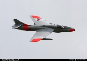 Hawker Hunter T8C G-BWGL