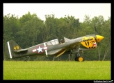 Curtiss P-40N Kittyhawk G-KITT
