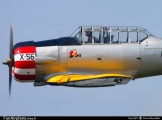 North American T-6G Texan F-AZMP