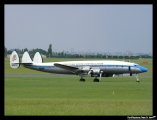 Lockheed C-121C Super Constellation HB-RSC