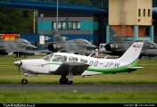 Piper PA-28R-200 Arrow II OO-JPW